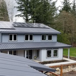 Four Seasons Roofing are experts in metal roofs, but you can also choose shingles or other materials. We have you covered.