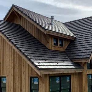 Roofing is about using the best materials, installed by the best roofers, and backed by the best service and warranty.
