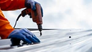 To prevent leaks, it's vital that your metal roof is installed properly.