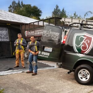 Our staff are expert roofers with vast experience in roof repair, roof replacement, and new roof installation.