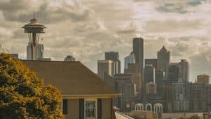 Seattle is a tough place for roofs, but Four Seasons Roofing can help.