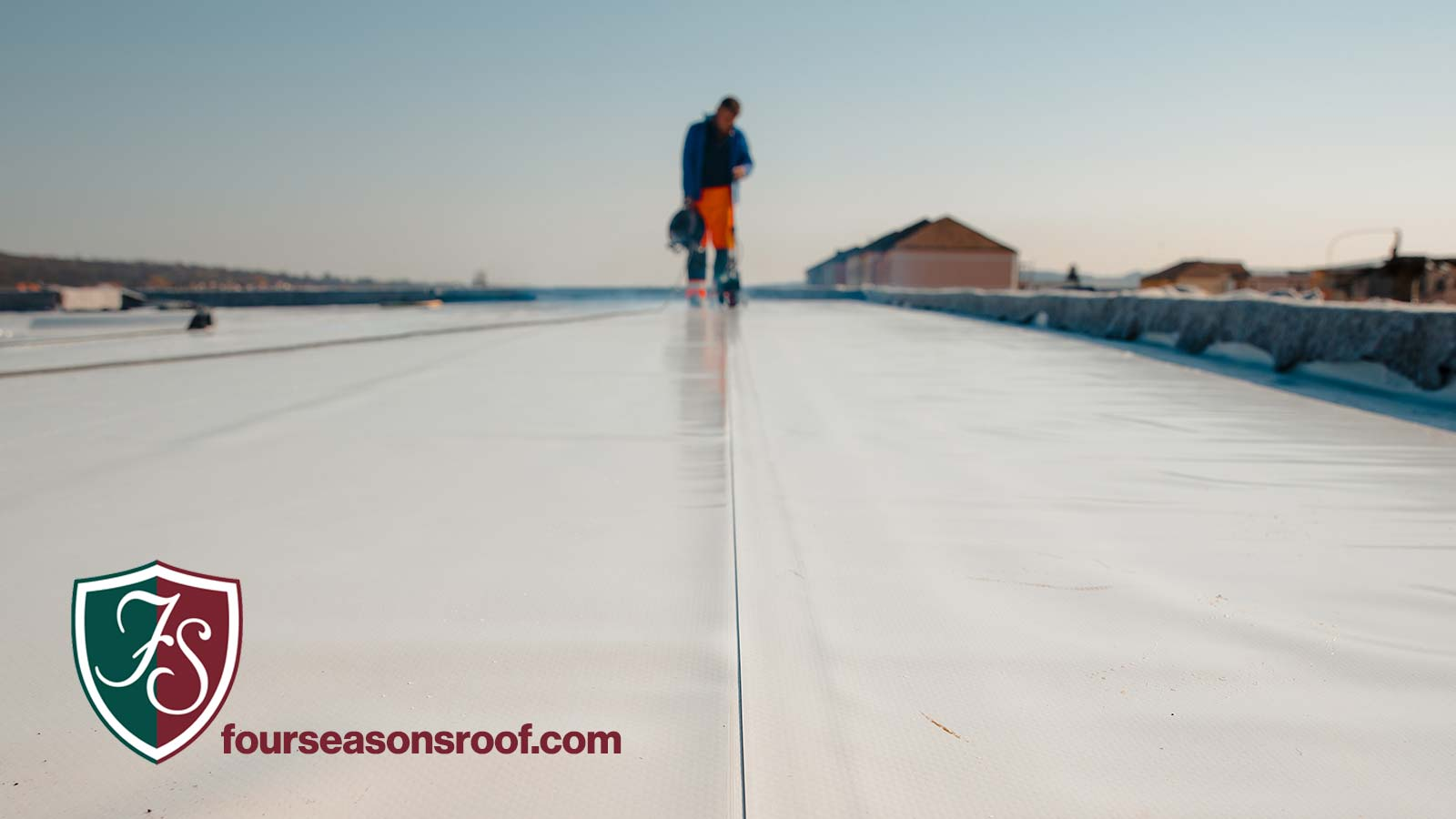 When your roof isn't steep enough to use shingles, you have a 'low slope' roof. So what are your options?